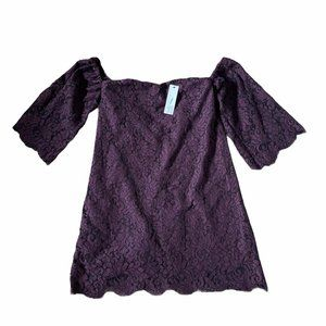 NWT Cupcakes and Cashmere Lace Floral Dress 4